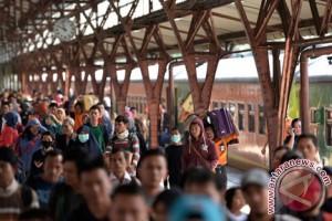 Tiket KA Natal dari Yogyakarta masih tersedia