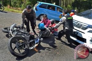 Total kecelakaan mudik melebihi korban bencana setahun