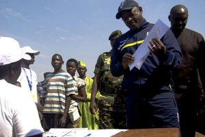 Pemerintah Burundi tak akan hadiri perundingan damai di Tanzania