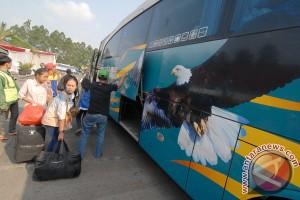 Penumpang bus dari Medan capai 25.375 orang