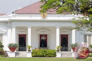 Pengamanan kompleks Istana Kepresidenan diperketat