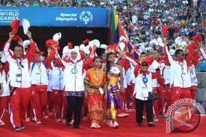 Mensos Hadiri Olympics World Games