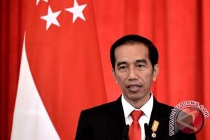 Jokowi tak heran ada yang ditangkap dalam soal