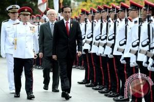 Selesai dari Singapura, Jokowi langsung ke Semarang