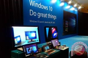 Microsoft libatkan 5 juta orang rancang Windows 10