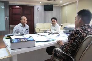 Hasil riset siswa MTsN 2 Kediri tercatat di HKI