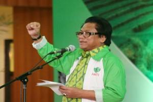 Oesman Sapta: pemerintah dan HKTI harus bersinergi
