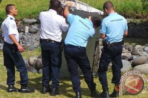 Puing sayap pesawat diduga MH370 sudah di Prancis