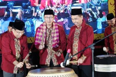 Menag Buka Kompetisi Sains Madrasah