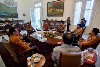 Pertemuan Pimpinan Lembaga Negara