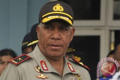 Polisi evakuasi pemimpin kelompok bersenjata Kelenak ke Jayapura
