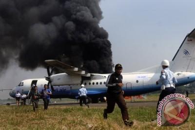 KSAU baru bertekad tekan kecelakaan penerbangan