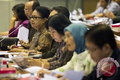 Rapat Kerja Menteri PPPA