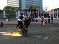 Stunt Rider Rok Bagoros