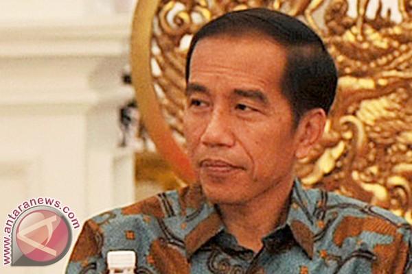 Jokowi Asks Governor