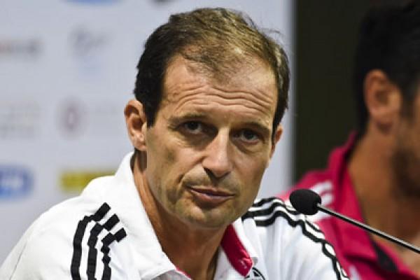 Gol Cuadrado Membesarkan Hati Massimiliano Allegri
