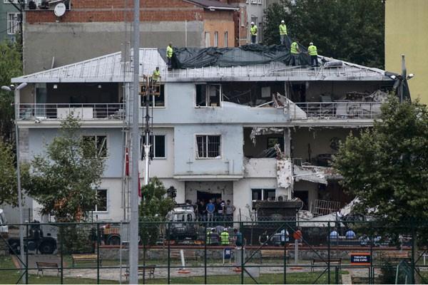Dua polisi dan tujuh anggota ISIS tewas di Turki