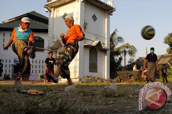 Lima fakta unik sarung di Indonesia
