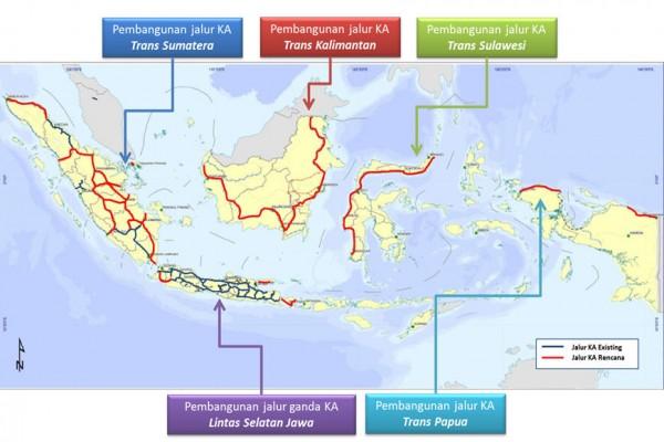 Pemprov Papua survei ketepatan jalur KA - ANTARA News