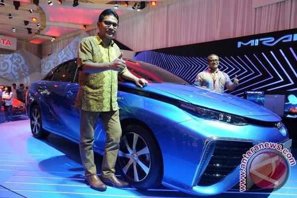 Toyota beri nilai bagus untuk penyelenggaraan GIIAS