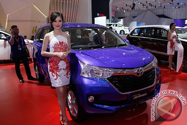 7.706 unit Toyota dipesan selama GIIAS