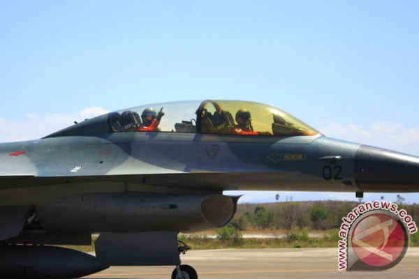 Beberapa insiden penerbangan pada F-16 Fighting Falcon TNI AU