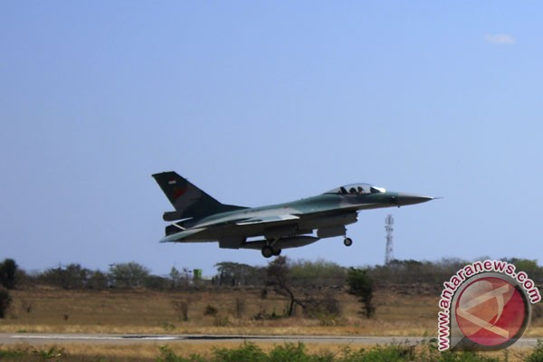 TNI AU siap hadapi sengketa Laut China Selatan