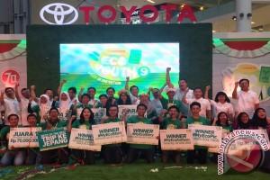 20 finalis Toyota Eco Youth tuntaskan proyek lingkungan
