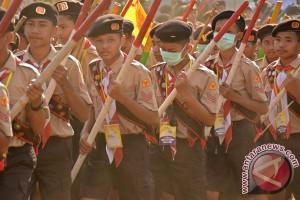 Jamnas Pramuka 2016 akan diikuti 26 ribu peserta