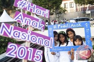 Pemprov DKI gelar peringatan Hari Anak Nasional di Ancol