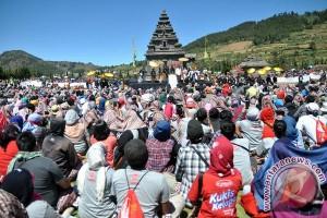 """Ratusan """"homestay"""" habis dipesan jelang Dieng Festival"""