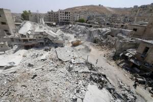 Gencatan senjata dua hari dimulai di tiga kota Suriah