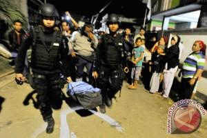 Ledakan di Puri Pattene Makassar, dua warga jadi korban