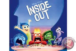 """Inside Out"" Animasi Terbaik Oscar 2016"