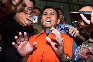 KPK geledah kantor dan rumah Gubernur Sumut