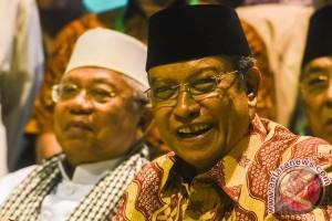 Presiden Jokowi terima Ketua PBNU di Istana Merdeka