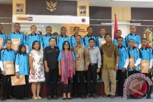 Komitmen dalam kualitas SDM, Trakindo beri beasiswa