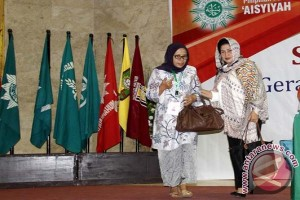 Siti Noordjannah kembali pimpin Aisyiyah