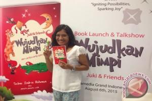 """Juki and Friends"" ajak anak Indonesia wujudkan mimpi"