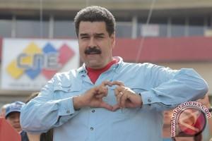 Oposisi Venezuela demo turunkan Presiden Maduro