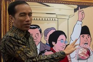 Presiden Jokowi sedih terhadap pihak keluhkan MEA