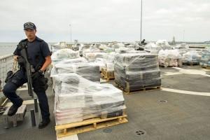 Kosta Rika sita 773 ton kokain di laut