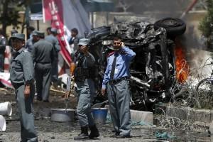 Bom truk didaku Taliban tewaskan empat orang di Kabul