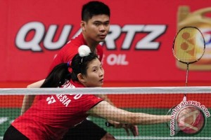 Praveen/Debby tembus semifinal All England