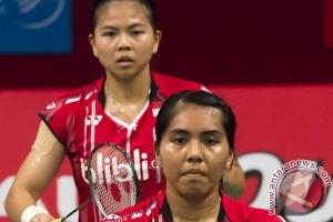 Greysia/Nitya ke semifinal Denmark Terbuka