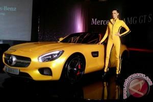 Mercedes-AMG GT juga diluncurkan hari ini