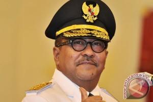 Gubernur Banten lepas pawai obor Hari Kemerdekaan