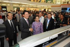 Menhub keluarkan izin trase KA cepat Jakarta-Bandung