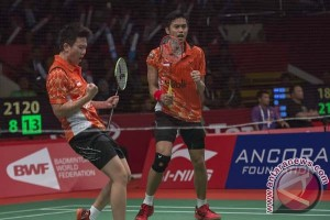 Indonesia incar tiga gelar pada Indonesia Terbuka 2016