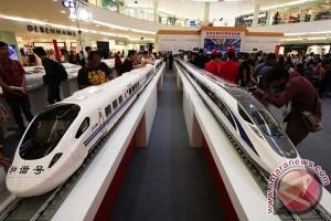 Tiongkok yakin garap proyek kereta cepat Jakarta-Bandung
